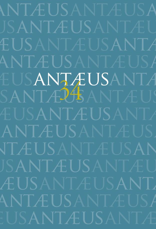 Antaeus 34