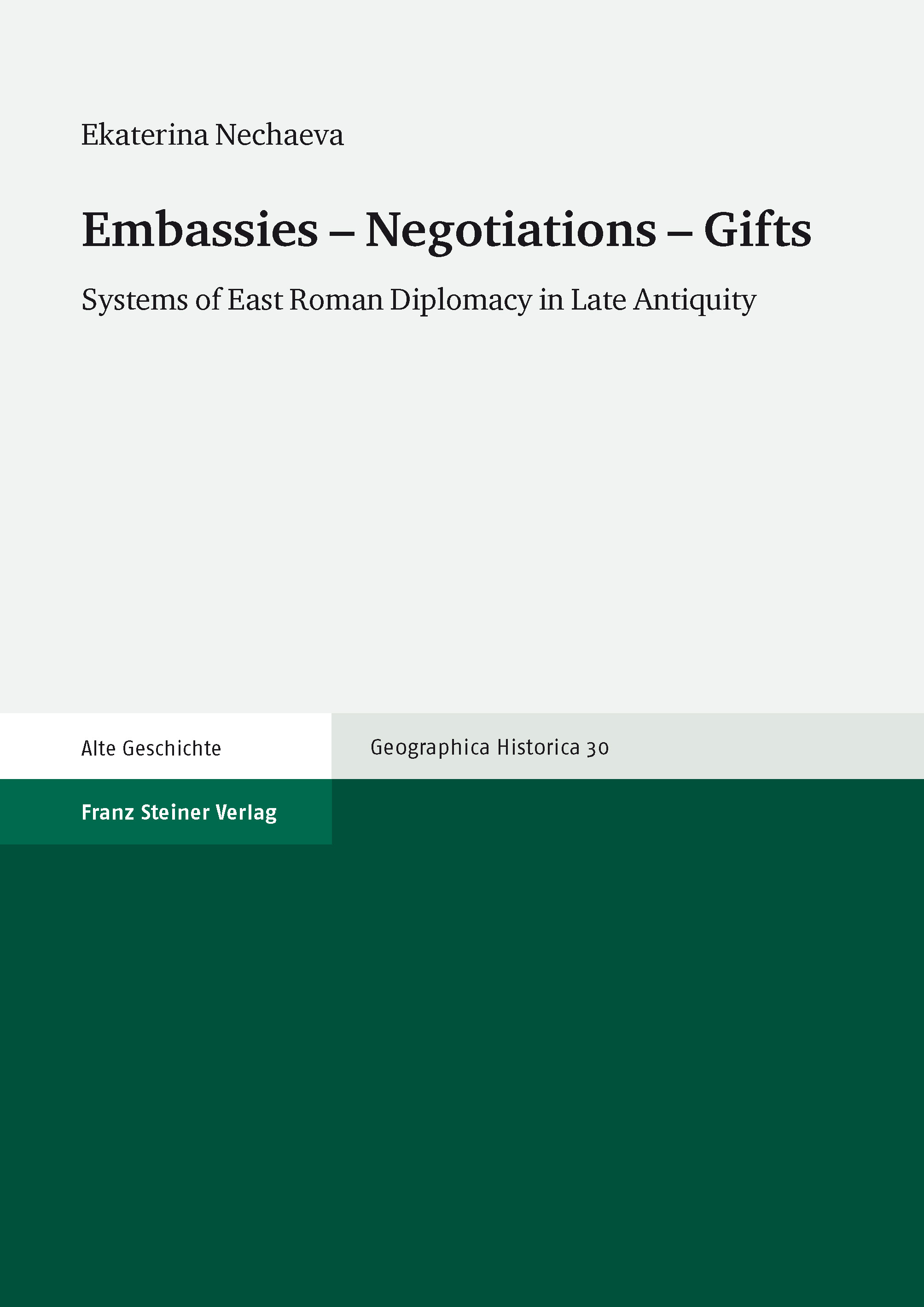 Embassies negotiations gifts